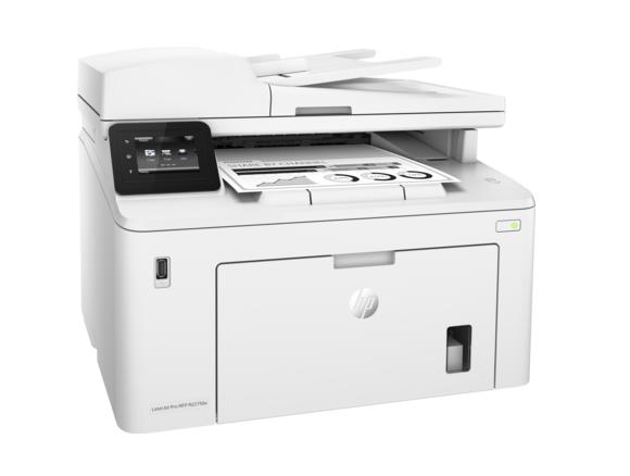 Review of HP LaserJet Pro MFP M227fdw
