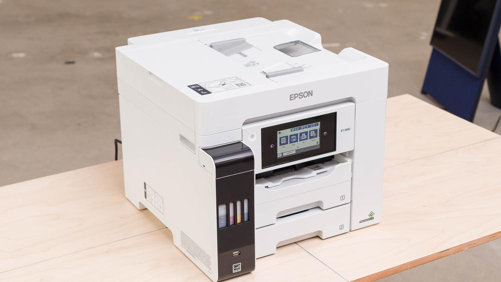 Epson EcoTank ET-4760 Wireless All-in-One